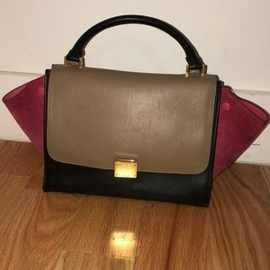 Celine mini trapeze PRISTINE condition